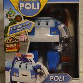 Оригинал Robocar Poli Поли-трансформер, 10 См