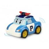 Robocar Poli умная машинка Поли