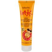 Акция!! Крем солнцезащитный для детей SPF 30