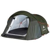 Палатка 2 seconds easy- 2 Двухместная палатка Quechua