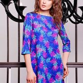 Платье Тропики