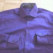 Фирменная рубашка Diviento  М-L р. Сток