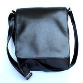 Мужская сумка   планшет под документы а4 через плечо