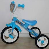тилли Велосипед Тилли комби трек bt-ct-0009 голубой красный оранжевый