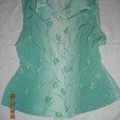 Стильная легкая блузочка