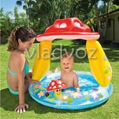 Детский надувной бассейн Грибок Intex 57114