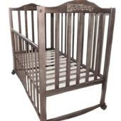 Sonno КР-300 детская кроватка из бука
