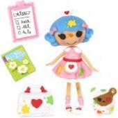 Кукла MiniLalaloopsy Доброе сердечко, ягодка, смешинка из серии Мультяшки от Lalaloopsy