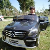 Детский электромобиль Mersedes Benz ML-63