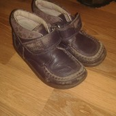 ботинки деми clarks 24