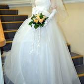 Продам Новое свадебное платье срочно