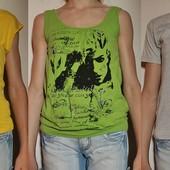 футболки одним лотом 12-14лет