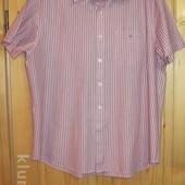 Фирменная рубашка с коротким рукавом. Maine New England XL