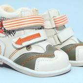 Новые ботинки Calorie 1318-3A Размер:23