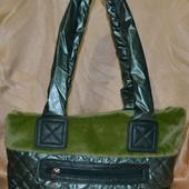 интересная синтепоновая сумка