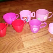 Набор посудки Чашки ELC