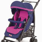 Прогулочная коляска трость Cam Microair. Вес 6. 8 кг