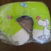 подушка-рожок