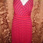Фирменное Next (Англия) платье - сарафан на наш 46 размер