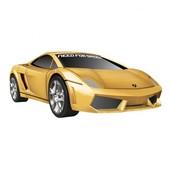 Распродажа  -  Конструктор автомобиль Lamborghini Gallardo lp 560 серия need for speed от Mega Bloks