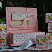 Мамины сокровища для девочки. Подарок для родителей и малыша