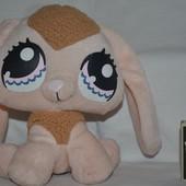 Littlest Pet Shop игрушки от Hasbro зайка зайчик кролик