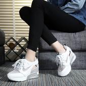 Крутые летние  кеды кроссовки на платформе  ! Сетка !Новая коллекция !!Ваши ноги дышат