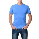 Мужская футболка 100%хлопок недорого