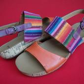 Босоножки Clarks Rainbow натур кожа 39 размер