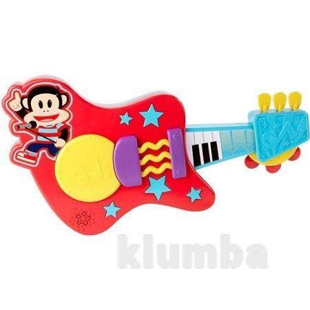 Гитара Fisher-Price Julius jr. box top Guitar фото №1