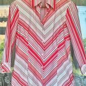 Рубашка- блузка р. 40 More&more