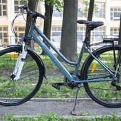 Кроссер Сити лайф леди 28 Crosser City Life Lady велосипед городской прогулочный алюминий