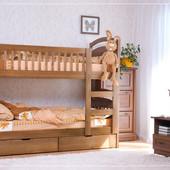 Двухъярусная кровать Карина СП ящики в подарок