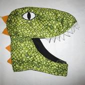 Карнавальная шапка Дракон 4-7лет