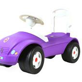 Машинка Мерсик Орион каталка 016 фиолетовая