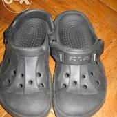 Сандалі резинові (крокси) Crocs 37 р (M4, W6) стелька 23,5 см оригінал