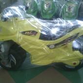 Мотоцикл толокар 501
