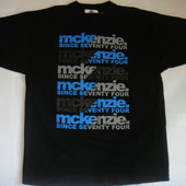 Мужская футболка Mckenzie L   100% Хлопок