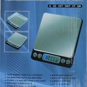 Профессиональные ювелирные весы до 2кг(0,1)
