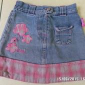Barbie симпатична спідничка 92-98р +подарок