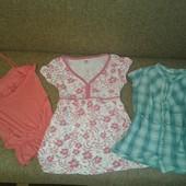 отличные фирменные летние блузы майки