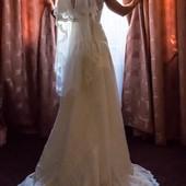 Изысканное современное свадебное платье! Плюс подарки!