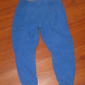 Обалденные штаны с подкладкой Паломино на рост 104