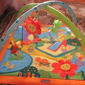 Розвиваючий килимок для дітей Tiny Love! Торг!!!