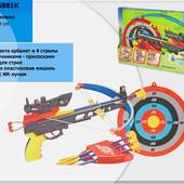 Арбалет 35881K с мишенью и лазером