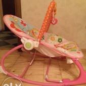 Детское кресло Fisher-Price. Практически новое