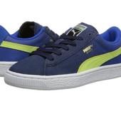 Новые кеды Puma suede shades JR sneaker р.39
