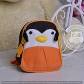Мини-рюкзак с поводком Пингвин, огромный выбор, лучшая цена