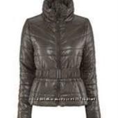 Стильная стеганая курточка H&M 50-52 размера на высокий рост
