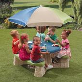Детский столик Пикник с зонтом 843800 Step 2